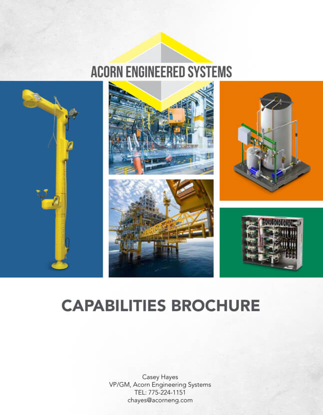 Acorn Engineered Systems Capabilities Brochure