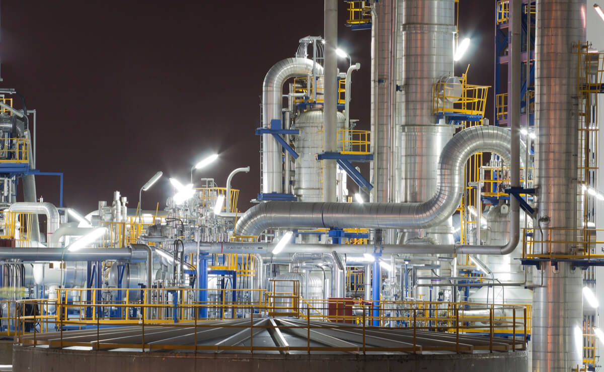 Tempered Water Systems For Industrial Safety Acorn
